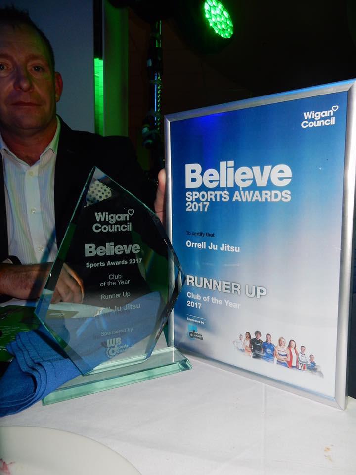 2017 Believe Sports Awards