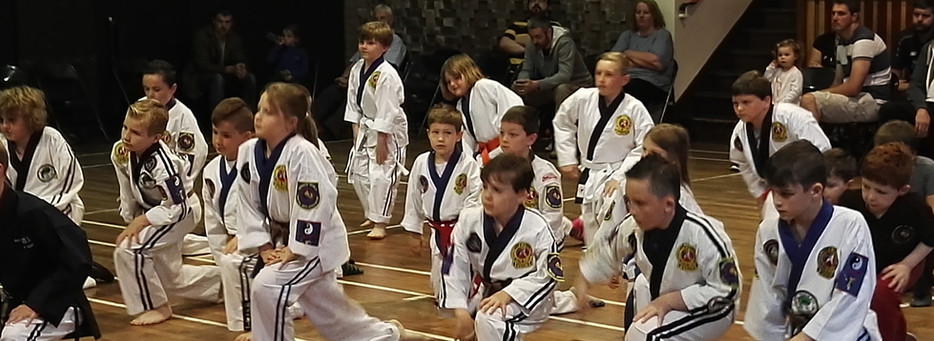 OJJ Students at a Kobudo Course