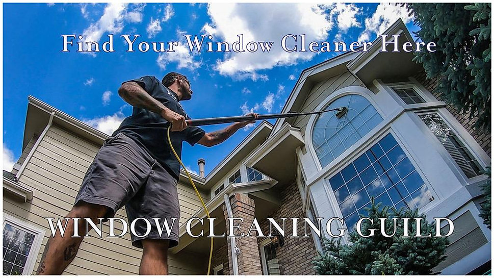 Find Best Window Cleaners at Window Cleaning Guild UK