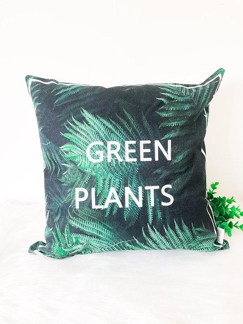 Almofada Green Plants