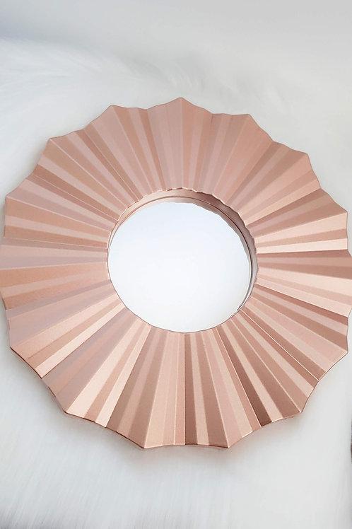 Espelho Sol rosé