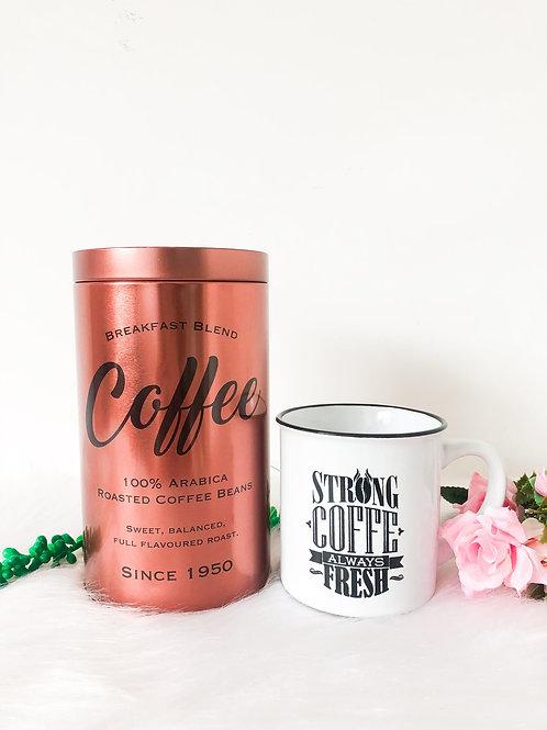 Pote Coffe Rose