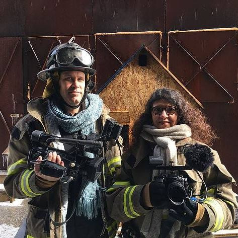 A Video Team for the Fire Ground