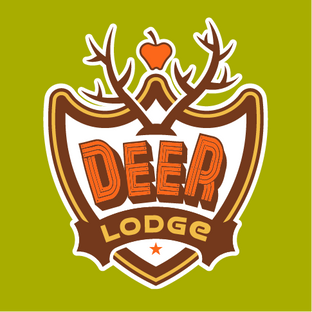 Deer Lodge Logo