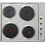Thumbnail: 600mm Electric Cooktop Stainless Steel ARC