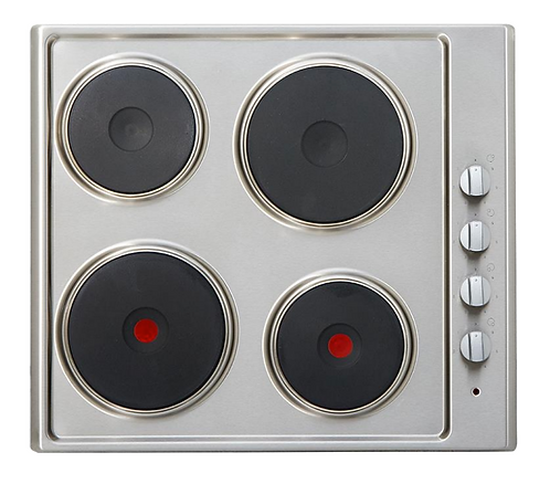 600mm Electric Cooktop Stainless Steel ARC