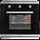 Thumbnail: Venini Fan Forced Oven 60cm