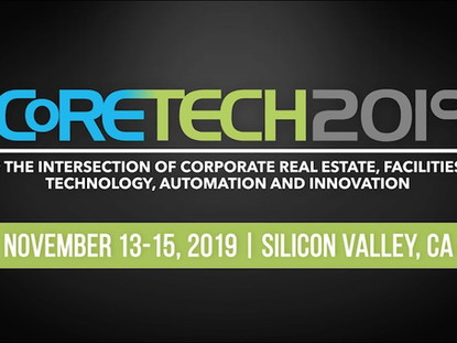 CoRETECH 2019, November 13-15, 2019, San Jose Convention Center