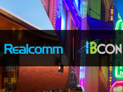 Realcomm /IBCon 2019 Conference
