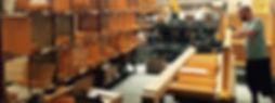 Bockleitern aus Holz