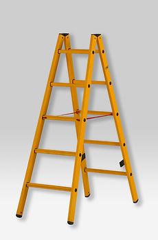 Leitern aus Fiberglas Kunststoff