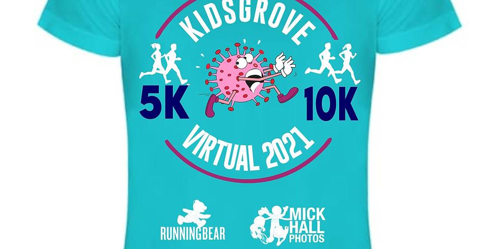 Kidsgrove virtual 10k and 5k