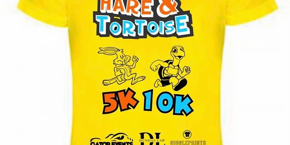 Hare and Tortoise 10k and 5k