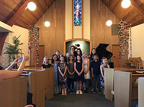 Thousand Oaks Piano Studio Piano Recital