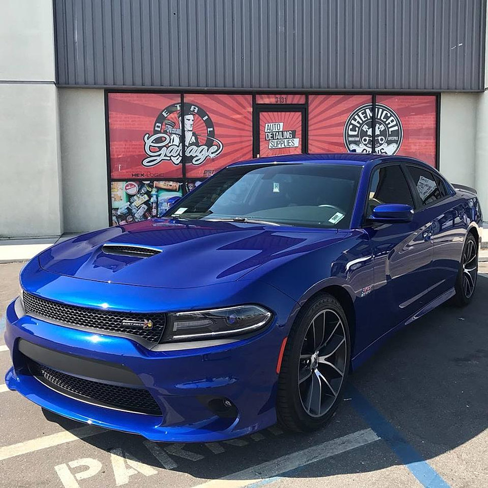 Detail Garage Fresno, CA