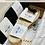 Thumbnail: Black Slippers Espadrilles DIY Kit Women