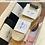 Thumbnail: Couple Matching Espadrilles DIY kit Black Jeans