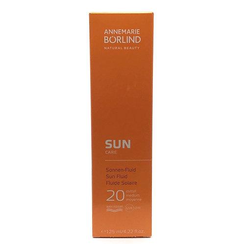 Fluide solaire 20