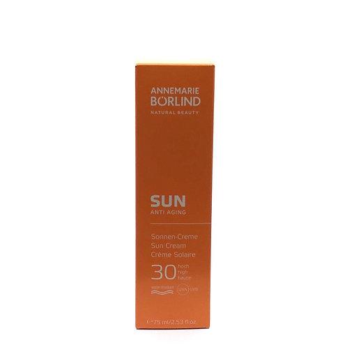 Crème solaire 30