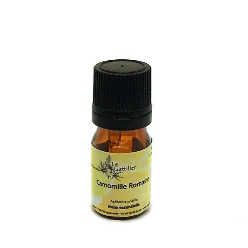 camomille romaine huile essentielle bio paris pharmacie des deux lions