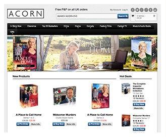 Magento Client - Acorn