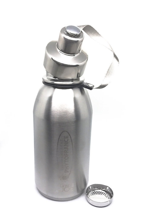 Bouteille thermos inox