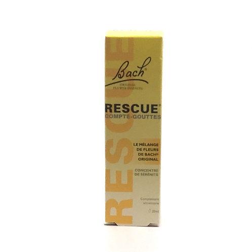 Rescue goutte