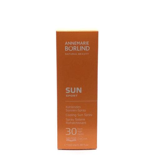 Spray solaire 30 rafraîchissant