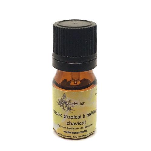 basilic tropical huile essentielle bio paris pharmacie des deux lions