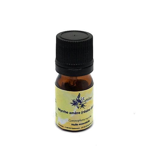 myrrhe amère huile essentielle bio paris pharmacie des deux lions