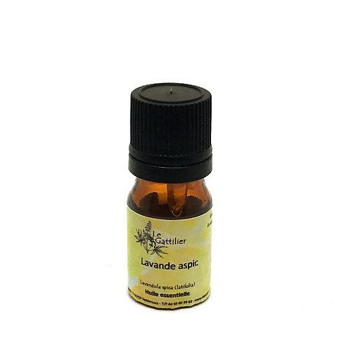 lavande aspic huile essentielle bio paris pharmacie des deux lions