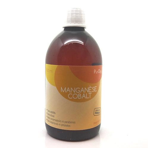 Manganèse - Cobalt