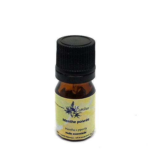 menthe poivrée huile essentielle bio paris pharmacie des deux lions