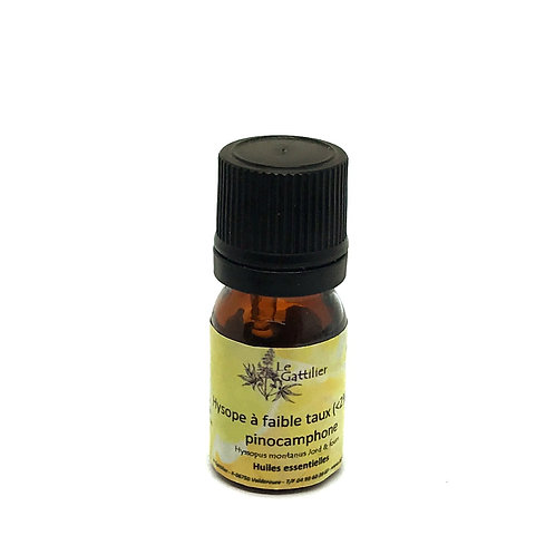 hysope huile essentielle bio paris pharmacie des deux lions