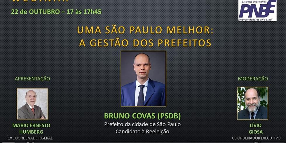 Uma São Paulo Melhor: A Gestão dos prefeitos