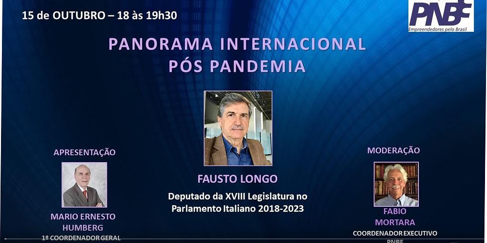 Panorama Internacional Pós Pandemia