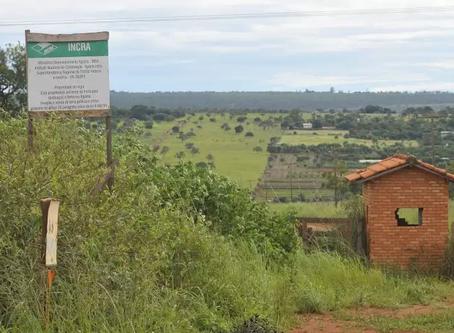 CORREIO BRAZILIENSE: Cadastro para regularização fundiária da Fazenda Sálvia começa em setembro