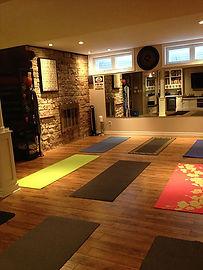 yoga pilates studio small classes