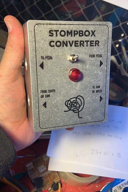 STOMPBOX CONVERTER
