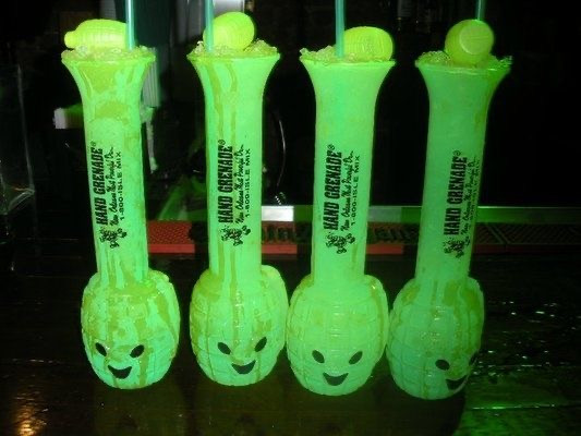 Hand Grenade from Tropical Isle