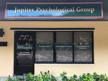 Jupiter Psychological Group - Front.jpg