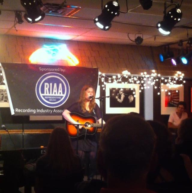 Bluebird Cafe, Nashville