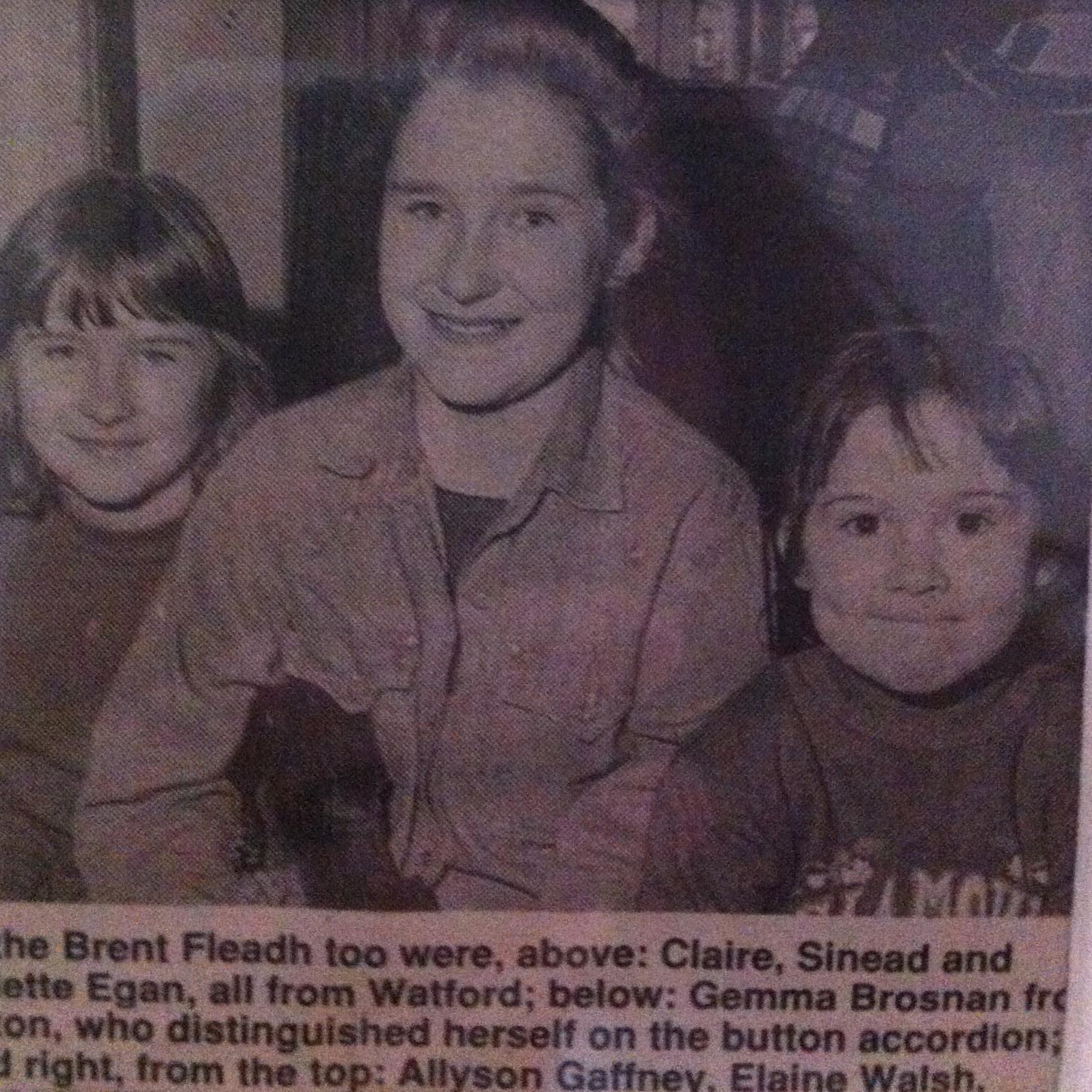 The Egan Sisters