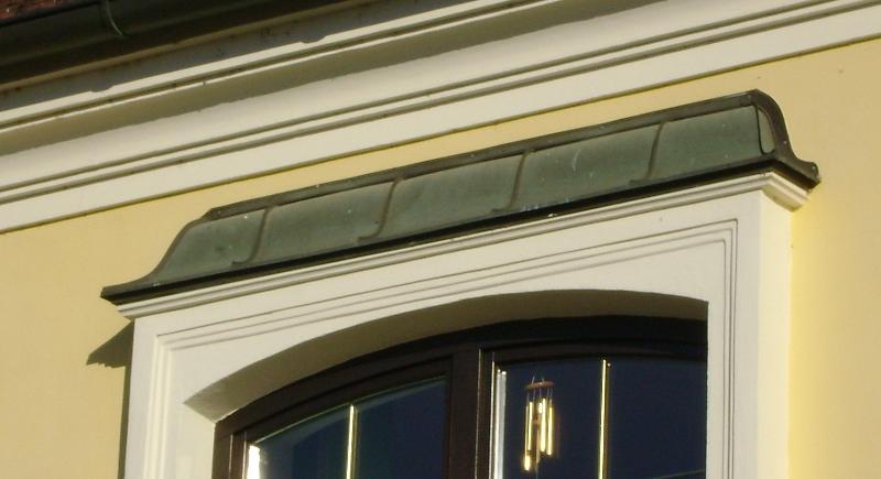 Fenster-Vordach