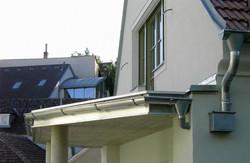 Balkoneinfassung