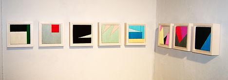 Lara Nickel, Nedra Matteucci gallery