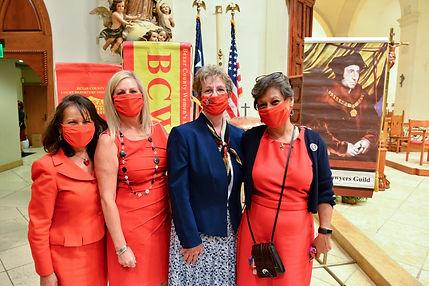Bexar County Women's Bar Association Red