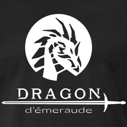 dragon-demeraude-blanc-t-shirt-premium-h