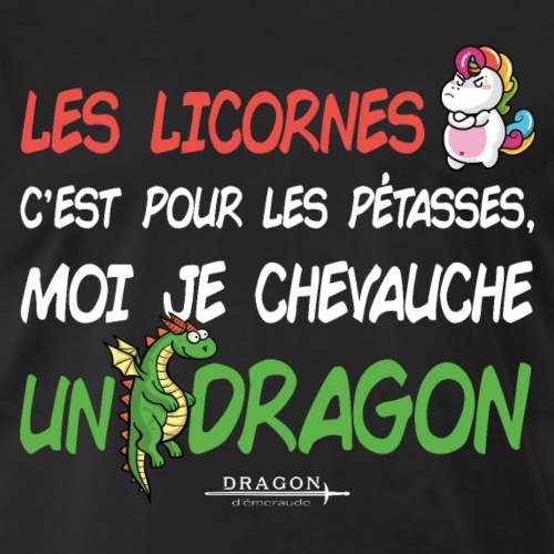 je-chevauche-un-dragon-t-shirt-premium-h