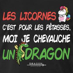 je-chevauche-un-dragon-t-shirt-premium-h